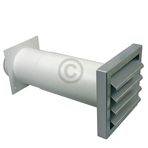TronicXL Premium Mauer Durchführung Universal Mauerdurchführung 150er 150mm Edelstahl für Dunstabzugshaube Trockner Klimaanlage Zubehör