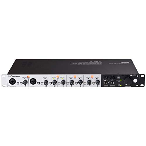 Steinberg UR 824 Audio Interface