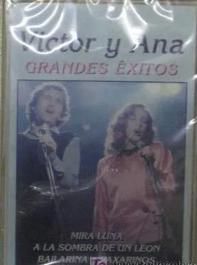 GRANDE EXITOS VICTOR MANUELY ANA BELEN