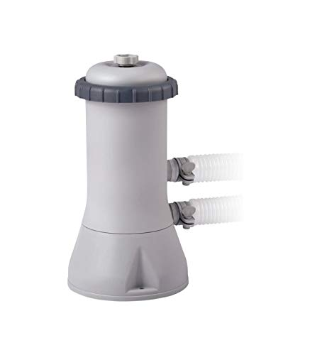 Intex–56638fr–Zubehör Pools–Filter Luftwäscher zu cartouche3,8M3/H–220–230V