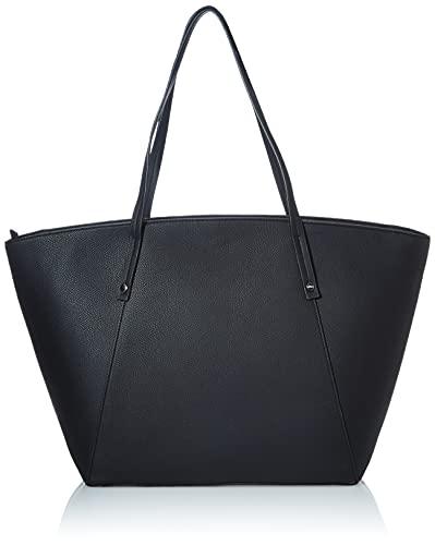 s.Oliver (Bags) Women's 201.10.103.30.300.2064413.Carla Shopper, Grey/Black, 1