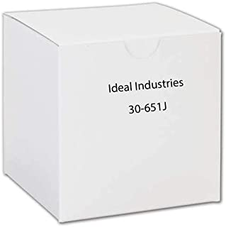 Ideal 30-651J Yellow Wing-Nut 451 Wire Connector, 500/ Jar