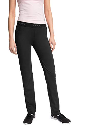 ESPRIT Sports - Active/Training - Sporthose - Black, Größe XS, Farbe Black