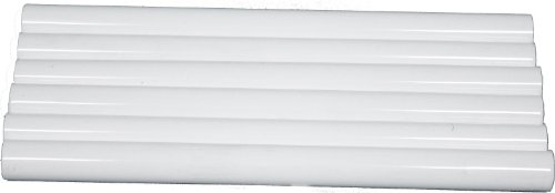 Plumb-Pak Radsnap Rohrverkleidung für Heizkörper, 1,5x20,2cm, 6 Stück, Weiß