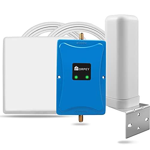 Amplificador de señal LTE 4G Repetidores gsm Movistar Orange Yoigo Vodafone Repetidor...