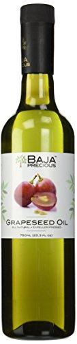 Baja Precious – Grapeseed Oil, 750ml (25.3 Fl Oz)