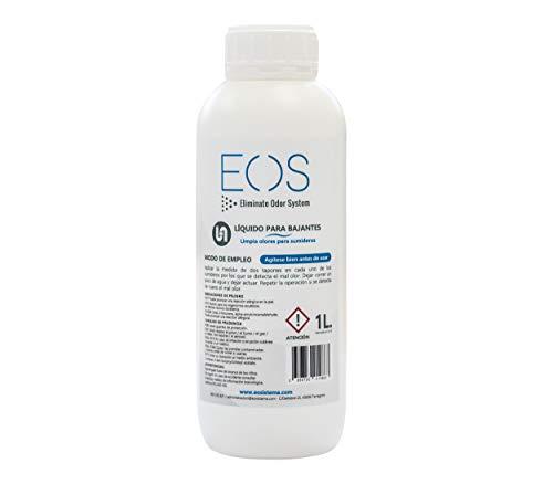 Líquido De Bajantes - Desodorizante, Eliminación De Olores De Bajantes Y Tuberías, Neutralizador De Olores (1 Litro).