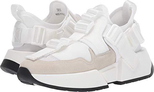 Maison Margiela MM6 Women's Center Loop Sneaker White 40 M EU