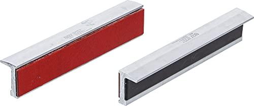 BGS Mordazas protectoras de aluminio 6800 para tornillo de banco (150 mm de ancho, 2 piezas)