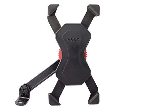 Javpoo 360 ° Bicicleta Moto Bicicleta Soporte para teléfono con Cargador USB para teléfono Celular