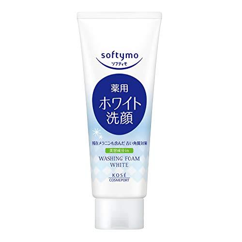 KOSE コーセー ソフティモ ホワイト 薬用洗顔フォーム 150g (医薬部外品)