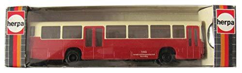 Verkehrsaktiengesellschaft Nürnberg - MAN SÜ 240 - Stadtbus - Linienbus - Bus - von Herpa