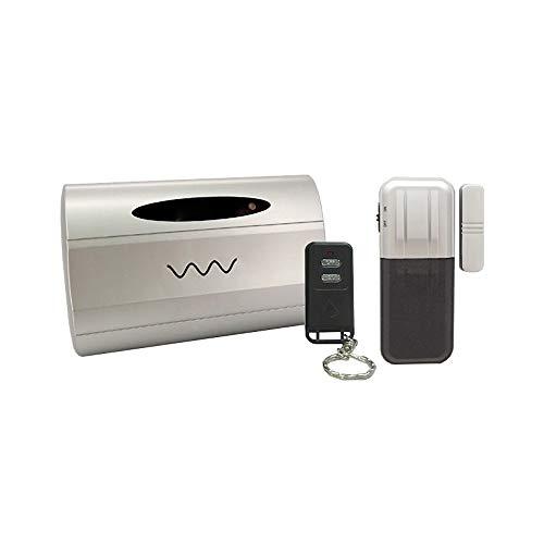 MxZas Tür-Fenster-Alarm Mit Fernbedienung 120dB Magnetic Einbrecher-Alarm-Sensor for Ihr Hauptsicherheitssystem...