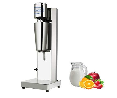 KUNHEWUHUA Milkshake Maker Stainless Steel Smoothie Maker Blender Home use with 800ml Cup, 110-120V USA plug