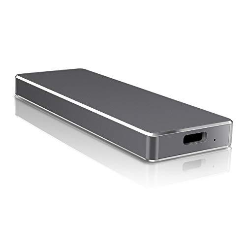 Externe Festplatte 1tb,Festplatte extern USB 3.1 für PC, Mac, Desktop, Laptop, MacBook, Chromebook (1TB, Schwarz)