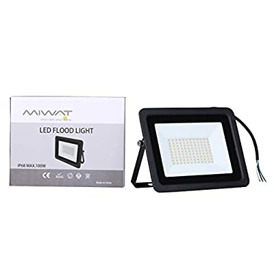 Ultra-Thin 10W 20W 30W 50W 100W Miheal LED Floo...