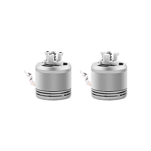 CHENJUAN Motor Quick Release Reparatie deel Motor met Paddle Base for DJI Phantom 4 Drone vervangende accessoires reserveonderdelen (Color : P4p CCW)