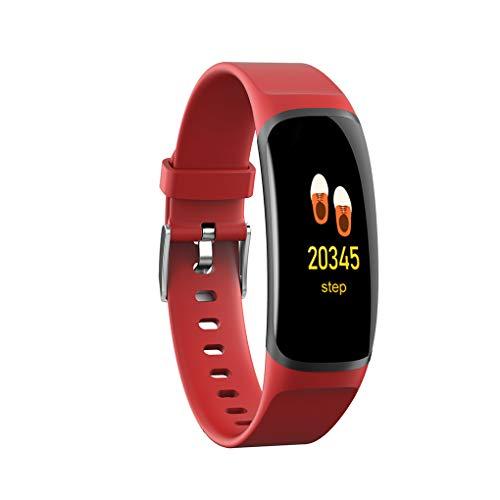 Intelligente Braccialetti Fitness Tracker Bracciale Pedometro Passo Bracelet,Wrist Bluetooth Pedometer,Sports conteggio Impermeabile Sonno Sport Orologio da Polso