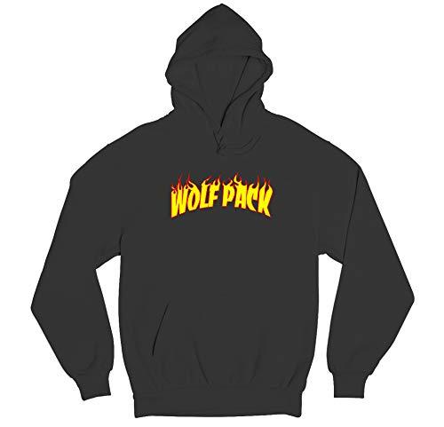 Sssniperwolf Wolf Pack Youth T-Shirt, Hoodie, Sweatshirt Black