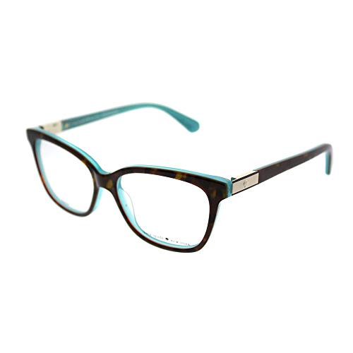 KATE SPADE Eyeglasses JORJA 0FZL Havana Turquoise