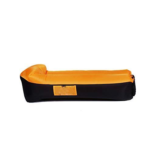 Z-GJM Sofa Gonflable Enveloppé de Chaise Gonflable de Sofa D'Air de Loisirs ExtéRieurs Une DéCoration de Maison Moderne Parfaite Peut Ajouter un Peu de Charme à Votre Salon O