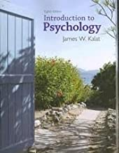 Introduction to Psychology 8th (egith) edition