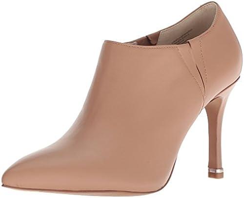 Kenneth Cole New York damen& 039;s Magella Slip On Heeled Stiefelie Ankle Stiefel, Latte, 7 M US