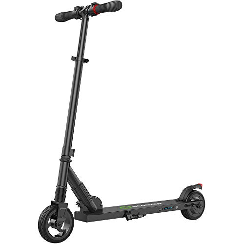 M MEGAWHEELS Scooter-Patinete electrico Adulto y niño, Ajus