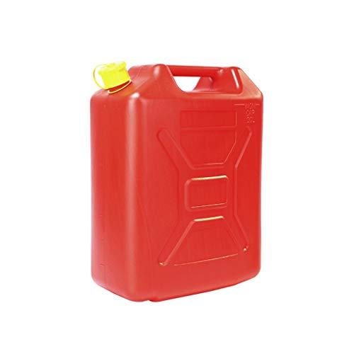 Brandstof Tanks Plastic benzineblikken Motorcycle Car gasfles Benzine Olie Container (Size : 20L)