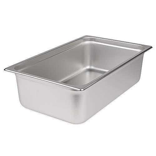Update International NJP-1006 Steam Table Pan, 6', Stainless Steel