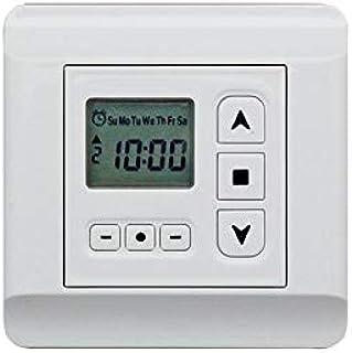 Horloge Programmateur Pour Automatiser Un Volet Roulant