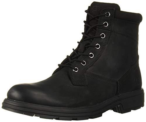 UGG Male Biltmore Workboot Boot, Black, 11 (UK),45(EU)