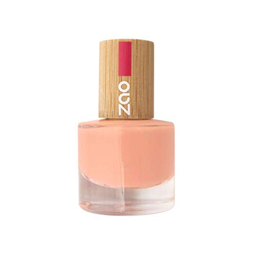 Zao - Bambus Nagellack - Nr. 664/Peach Fizz - 8 ml