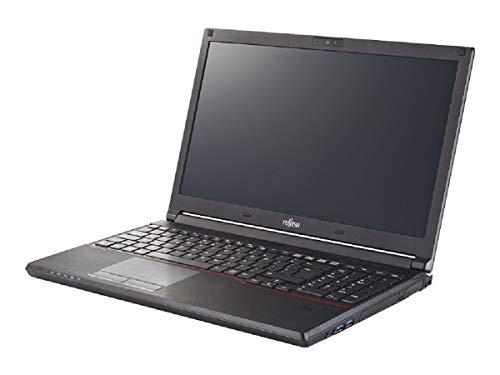 Fujitsu LIFEBOOK E556 VFY:E5560M85CODE 39,6 cm (15,6 Zoll) Laptop (Intel Core i5 6200U, 8GB RAM, 256GB SSD, Win 10 Home) schwarz