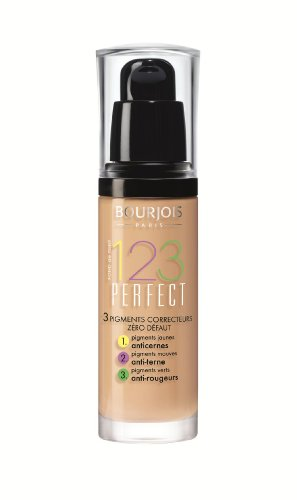 Bourjois - Fond de teint - 123 Perfect - 56 Beige Rose - 30 ml
