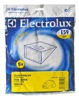 Edding – Electrolux 9001966002 – E59 Sacs x 5 & 1 Micro + 1 Filtre Moteur – Lot de 5