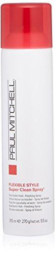 Paul Mitchell Flexible Style Super Clean Hairspray, 9.5 oz