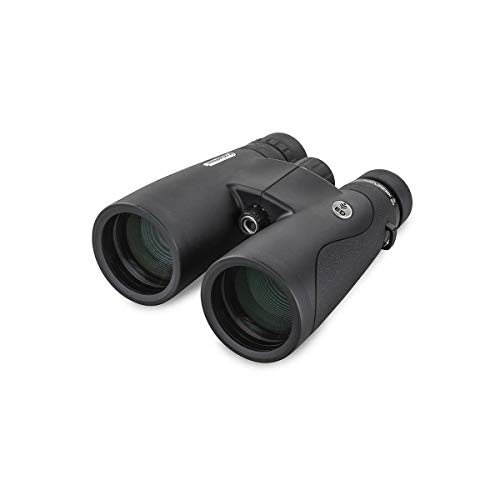 Celestron – Nature DX ED 10x50 Premium Binoculars – Extra-Low Dispersion (ED) Objective Lenses – Multi-Coated Optics –Phase-Coated BaK-4 Prisms – Binoculars for Bird Watching, Black, Model:72335