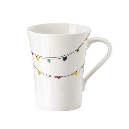 Hutschenreuther Becher mit Henkel My Mug Collection Love - Garland