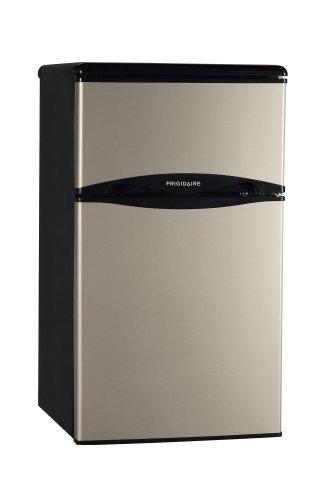 Frigidaire FFPH31M6LM 3.1 Cu. Ft. Compact Refrigerator - Silver Mist