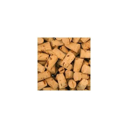 WIDGETCO Size 46 Jar Cork Stoppers Economical