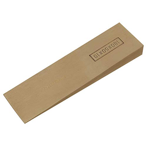 Sealey NS121 Cale anti-stationnement 180 x 50 x 19 mm