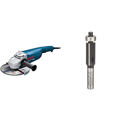 Bosch Professional 0601884M03 Amoladora 2400 W, 240 V, blue, black 46.4x14 cm...