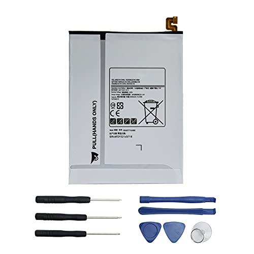 Oyomba 3,85V 4000mAh EB-BT710ABE EB-BT710ABA EB-BT710ABC Batería para Samsung Galaxy Tab S2 8.0 3G WiFi LTE-A SM-T710 T710X T713 T715 T715N T715C T715Y T715N0 T719 T719C T719Y T719N con Herramientas