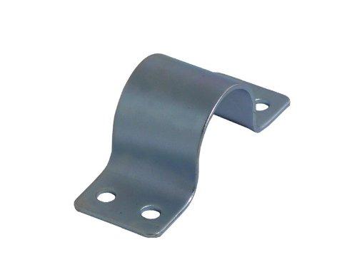 A.S. SAT 46050galvanizado Acero Abrazadera para mástil para Tubos 48–50mm de diámetro