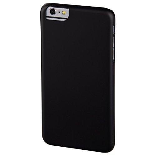 Hama Schutzhülle Cover (geeignet für Apple iPhone 6 Plus/6s Plus, 5,5 Zoll) schwarz