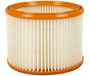PES Filter Absolutfilter Lamellenfilter für Nilfisk Alto Attix 50-21 XC