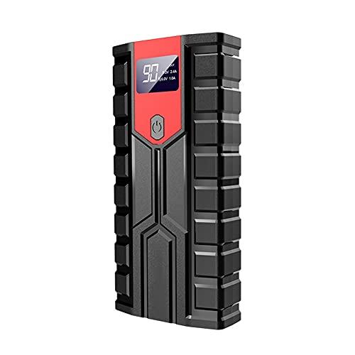 AOKUO 12V 28800MAH Jump Starter Power Power Bank portátil Emergencia Power Power Ale Booster Dispositivo Suministro de Dispositivo con iluminación LCD