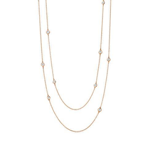 Oroshop Tiffany Zilveren ketting