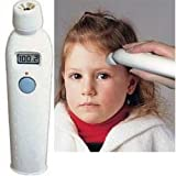 Exergen TAT-2000 Clinical Temporal Thermometer Measurement Time: 0.03 Second
